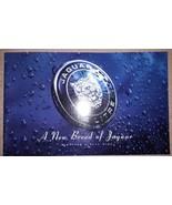 Jaguar 1999 Car Sales Brochure NOS - $12.64