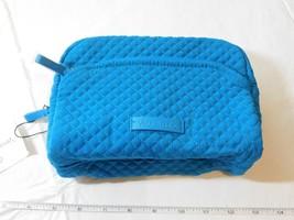 Vera Bradley Iconic Medium Cosmetic 22514-J21 Bahama Bay Travel make up bag - $74.24