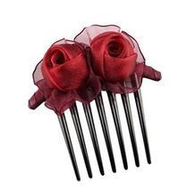 Beautiful Flower Coiled Up Hair Hair Accessories/Hair Pins