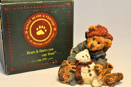 Boyds Bears & Friends: Elliot & Snowbeary - 02242 image 2