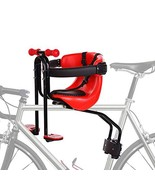 Bicycle Child Seat, Front Mount Bike Infant Safety Seat with Safety Belt... - $181.99