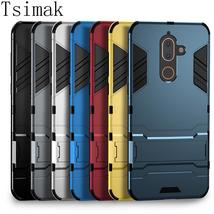 Tsimak Case For Nokia 1 2 3 6 8 6.1 X5 X6 X7 7 Plus 2.1 5.1 7.1 8.1 2018 Cover S - $12.45