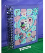 Pecoware Sealed Wrapped Journal Book With Embellishments 6.5 x 8.5 - $14.84