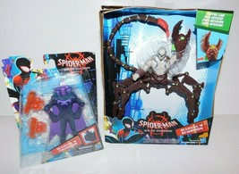 Spider-Man Into the Spider-Verse Marvel's Scorpion & Marvel's Prowler Br... - $29.74