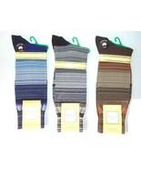 Vannucci Couture Collection Men's Dress Socks - SZ. 7- 12 Multi-Color NEW - $9.87+
