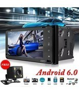 2DIN 7'' WIFI Touch Screen Car MP5 Player Bluetooth Android 6.0 FM USB S... - $121.54