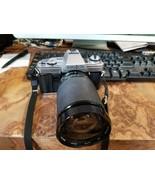 Minolta X-370 35mm SLR Film Camera - Black200 mm lens - $49.49