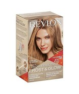 Revlon Frost & Glow Hair Highlighter Kit Color Effects Cap Hook Honey Bl... - $10.86
