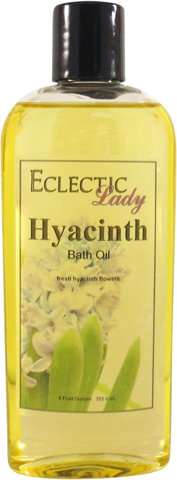 Hyacinth Bath Oil