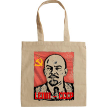 LENIN SOVIET UNION - NEW AMAZING GRAPHIC HAND BAG/TOTE BAG - $16.13