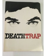 1978 DEATHTRAP Theatre Brodways Thriller play Souvenir Program Brian Bed... - $29.70