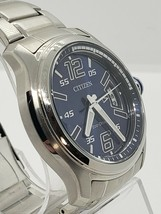 MEN'S CITIZEN ECO DRIVE DATE (jb10-s090865) STAINLESS  STEEL BAND - $145.80