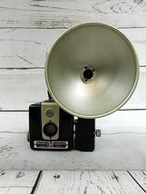 Vintage Old Antique Kodak Brownie Hawkeye camera Flash Model - UNTESTED & AS IS - $28.45