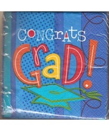 Graduation Party Napkins Hallmark NEW - $2.00