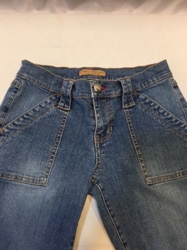 Tommy Hilfiger Women's Capri Crop Jeans With and 33 similar