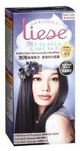 LIESE Liese Bubble Hair Color Natural Black -transforms into Thick, Crea... - $23.75