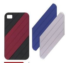 Wireless Solutions Versa Duo Snap-On Shell Case for iPhone 4/4S - $9.99