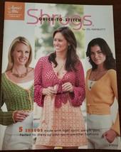 Annie's Attic Crochet Shrugs Quick To Stitch 2009 - $6.00