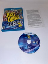 Just Dance: Disney Party 2 (Nintendo Wii U, 2015) - $8.86