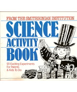 Smithsonian Institution Science Activity Book - $9.00