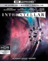 Interstellar (4K Ultra HD+Blu-ray)