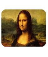 Mouse Pad Monalisa Paint Lisa Gherardini Italian Renaissance Leonardo Da... - $4.00