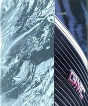 1998 GMC YUKON DENALI dlx sales brochure catalog US 98 INTRO - $12.00