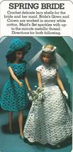 Fashion Doll Wardrobe Knit & Crochet for all Seasons~16 +Outfits Pattern... - $19.99