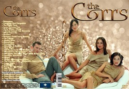 The Corrs Music Video DVD - $16.95