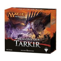 Magic: the Gathering: Dragons of Tarkir Fat Pack (Factory Sealed Include... - $80.81