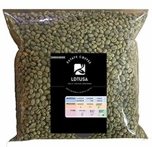 Colombia Typica 87.25 Pt. Single Origin Unroasted Coffee Beans, Specialty Grade