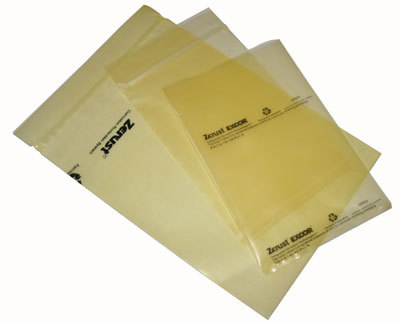 "Primary image for Zerust Multipurpose VCI Poly Bag - Zip Closure - 3"" x 5"" - Pack of 6"