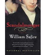 Scandalmonger (Harvest Book) [Paperback] Safire, William - $9.41
