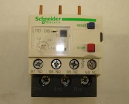 Schneider Thermal Overload Relay LRD06 - $38.00