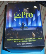 GoPro Recruiting Mastery Home Study Course ERIC WORRE Network Marketing ... - $51.94