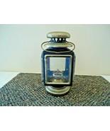 "Vintage "" NOS "" ? Metal Square With Glass Kerosene Lamp "" GREAT COLLECTI... - $34.99"