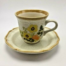 Garden Club Fresh Floral by Mikasa -Cup & Saucer - $22.95