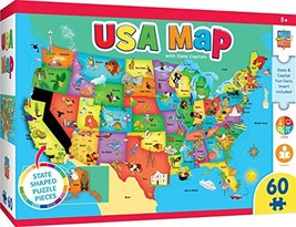 Puzzles for Kids Ages 4-8, 60 Piece Jigsaw Puzzle for Toddler and Family Fun - U - $9.99