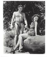 Tarzan Johnny Weissmuller Jane Maureen O'Sullivan 8x10 Photo 856-92X - $6.92