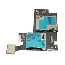 Flex+Memory & SIM Card Holder For Samsung Note 2 LTE N7105 i317 - $12.36