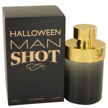 Halloween Man Shot by Jesus Del Pozo Eau De Toilette Spray 4.2 oz for Men - $36.95