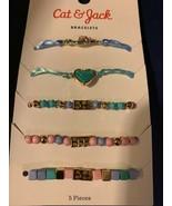 Cat And Jack Best Friends Forever 5 piece Bracelets new - $6.92