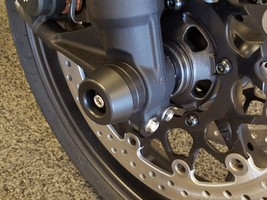 OES Frame Sliders and Fork Sliders 2019 Honda CB1000R No Cut Made In USA image 2
