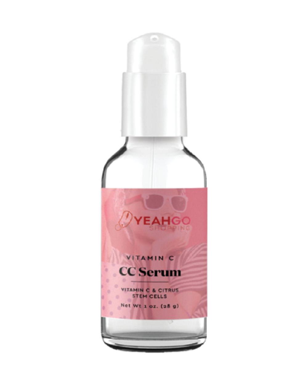 YEAHGOSHOPPING CC SERUM WITH VITAMIN C & CITRUS STEM CELLS - 1oz (28g)