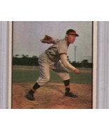 Bob Feller 1953 Bowman ( Color ) #114 PSA 4 VG-EX - $179.00