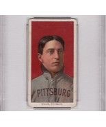 Vic Willis (Pittsburg, Portrait) T206 1909 - 1911 PSA 3 VG - $179.00