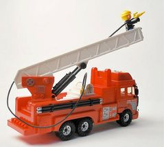 Daesung Toys Melody King Super Fire Engine Truck Car Vehicle Figure Toy image 8