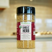 Garlic Herb: Organic Salt-Free Herb Blend - $11.99+