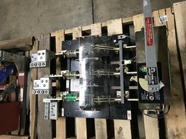 Boltswitch VLB348-ST 1200A 480V 3P W/ 120V (#24654) USED/E-OK - $2,750.00