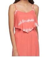 Juniors Mudd Layered Maxi Dress, Medium - $26.96